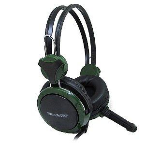Headset Fones de Ouvido TecDrive F-5