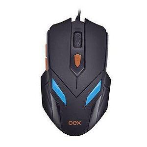 Kit Combo Mouse+Pad Oex Mc-100