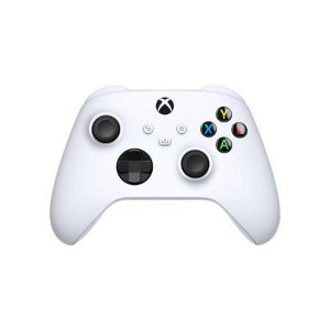 Controle Joystick Xbox One Wireless / Series S / X - Robot White