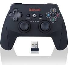 Controle Joystick Wireless Pc/Ps3 Redragon Harrow