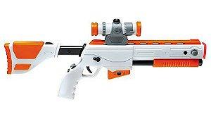 Controle Rifle Top Shot Elite Ps3
