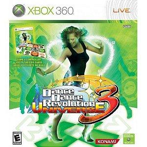 Dance Dance Revolution Universe 3 + Tapete - Xbox 360