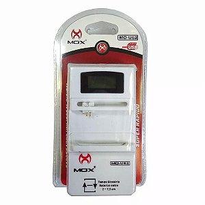 Carregador Digital Universal Lcd - Bivolt