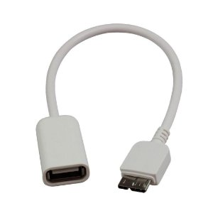 Cabo Adaptador Otg Note 3 / Usb