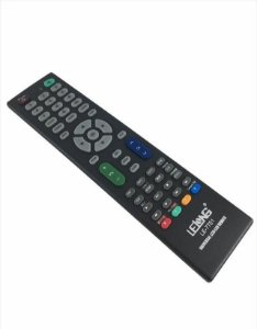 Controle Universal Tv Led/Lcd / Netflix / Smart Tv / Youtube (Le-7701)