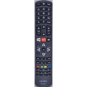 Controle Remoto Tv Philco Smart YouTube Le-7007