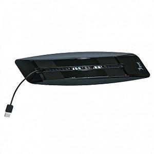 Base Cooler P/Notebook Ajustável Usb - Dx-006