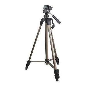 Tripé P/Celular Câmera Grande 1,3m