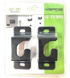 """Suporte Universal para Tv Fixo 13"""" a 70"""" Verde"""