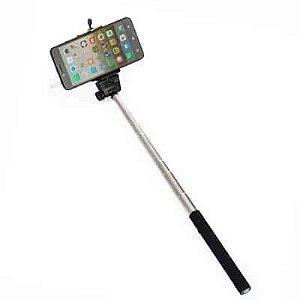 Bastão de Selfie Bluetooth c/ Controle p/ Celular 1.25m Re-Spo-5134