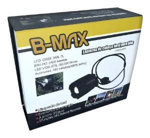 Lanterna Tática B-Max Swat Bm8477