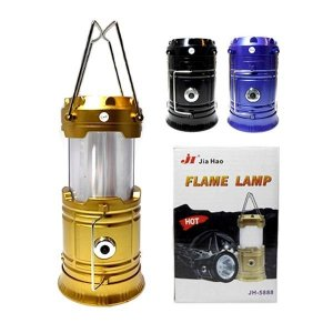 Lanterna Lampião Led Retrátil Pilha Jh5888