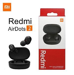 Fone Bluetooth Xiaomi Mi Redmi AirDots 2 - (TWSEJ061LS)