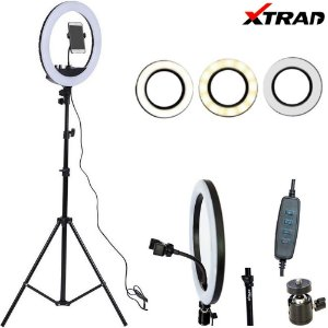 Iluminador Led Tripé Xtrad Ch0429