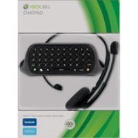 Kit Teclado Chatpad + Headset Xbox 360