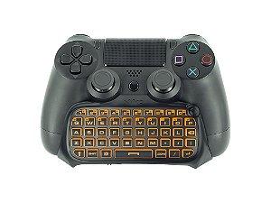 Mini Teclado Chat P/ Controle Ps4 Nyko Type Pad 83222-Z09