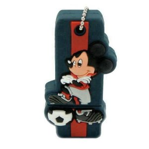 Pendrive Usb Mickey Mouse 4Gb