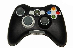 Capa Silicone P/ Controle Xbox 360 Diversas Cores