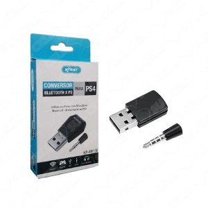 Conversor Fone Bluetooth P/ P2 Ps4 Knup Kp-Aw158