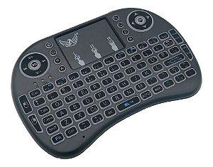 Mini Teclado P/ Celular/Pc Touchpad Altomex Al-313