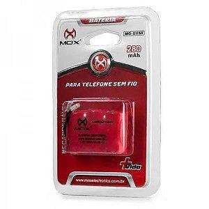 Bateria Telefone sem Fio 280mAh Mox Mo-U150