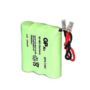 Bateria Telefone sem Fio 300mAh Ni-mh GP G3 Tripla