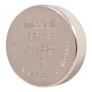 Pilha 1.5V Maxell Lr43