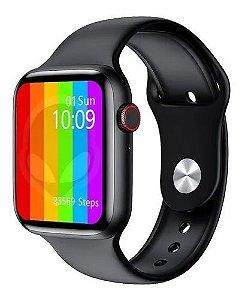 Relógio Smartwatch W26 44mm Preto