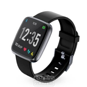 Relógio Smartwatch Xiaomi Haylou Ls02 Preto