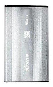 Case Externo p/ Hd Sata 3.5 Usb 2.0 Xtrad Xt-2148