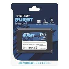 Hd Memória Ssd Patriot Burst Elite 120Gb
