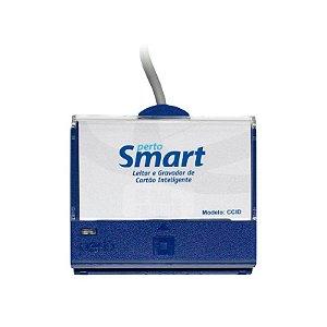 Leitor Gravador Cartão Inteligente Smart Card PertoSmart Ccid