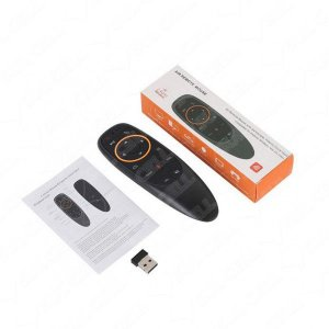 Controle Remoto Air Mouse Usb p/ Smart Tv Tablet Tv Box Pc X9
