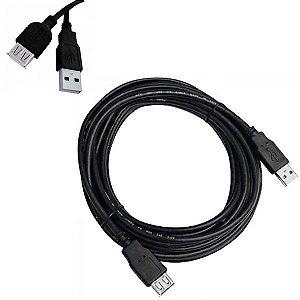 Cabo Extensor USB 5m