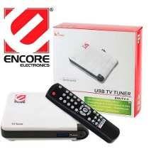 Caixa Adaptadora Usb TV P/Pc Encore Enutv-4