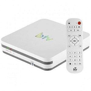 Receptor Iptv Smart Tv Btv 11 B11 4K - Canais + Filmes + Séries