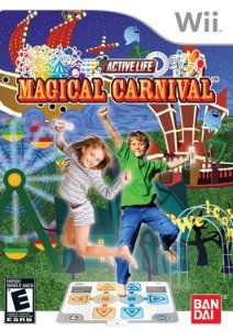 Wii - Active Life: Magical Carnival
