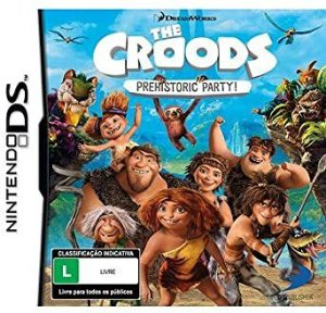 Nintendo Ds - The Croods: Prehistoric Party!