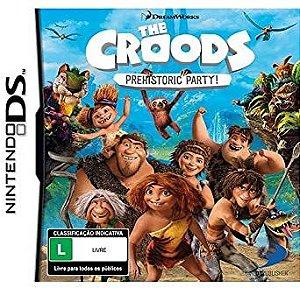 Nintendo Ds - The Croods: Prehistoric Party! Seminovo