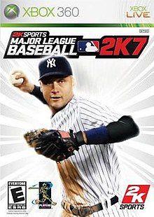 Xbox 360 - Major League Baseball 2K7