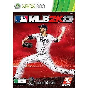Xbox 360 - Major League Baseball 2K13