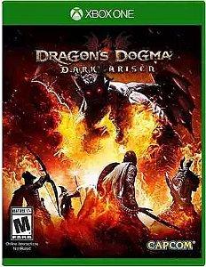 Xbox One - Dragon's Dogma: Dark Arisen - Seminovo