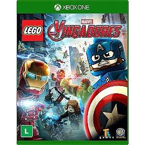 Xbox One - Lego Marvel Vingadores - Seminovo