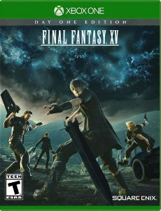 Xbox One - Final Fantasy Xv Day One Edition