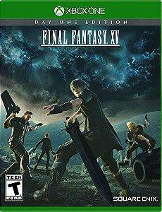 Xbox One - Final Fantasy Xv Day One Edition - Novo Lacrado