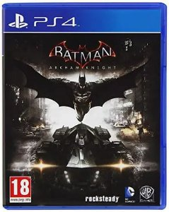 Ps4 - Batman: Arkham Knight - Seminovo