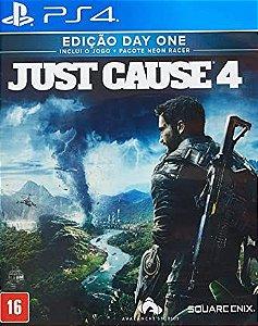 Ps4 - Just Cause 4 Edição Day One