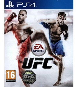PS4 - UFC EA Sports - Seminovo
