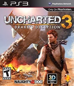 Ps3 - Uncharted 3: Drake's Deception - Seminovo