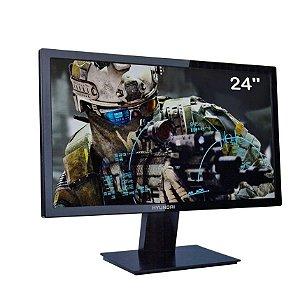 """Monitor LED Hyundai Full HD 23.6"""" VGA/HDMI HY24WLNA"""